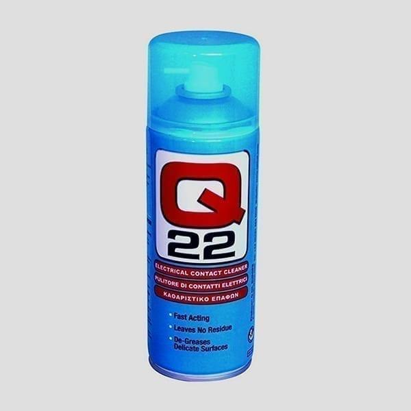 Q22 Καθαριστικό επαφών 400ml