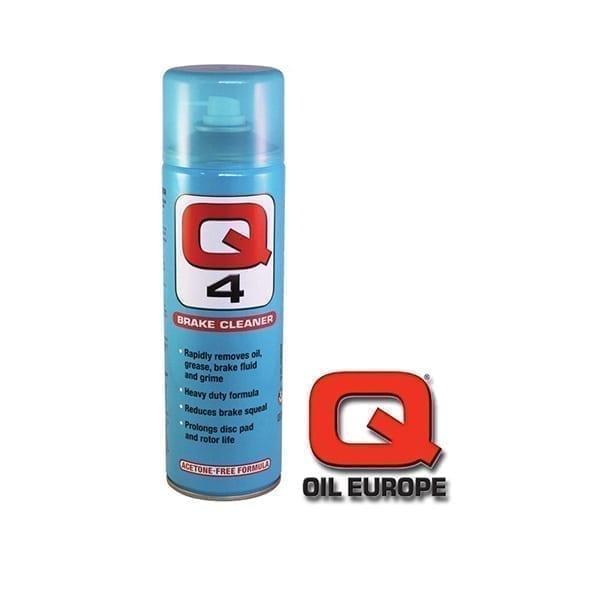 Q4 Καθαριστικό Φρένων - Q4 Brake Cleaner