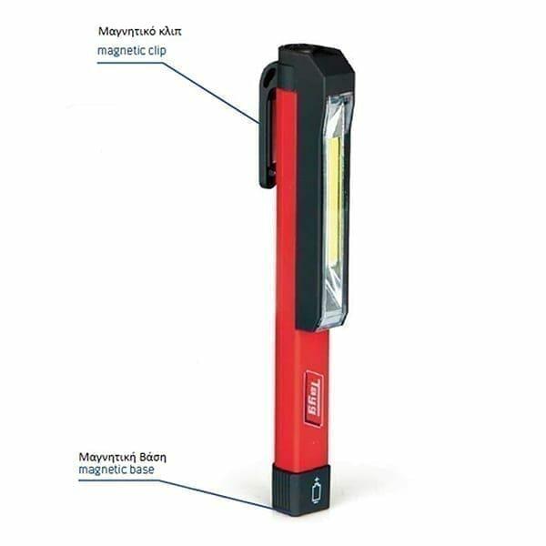 Φακός LED 1 Tayg