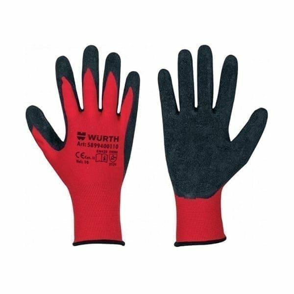 Γάντια Εργασίας Λάτεξ Multifit- Wurth