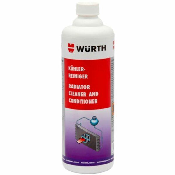 Καθαριστικό συστήματος ψύξης 1000ml wurth