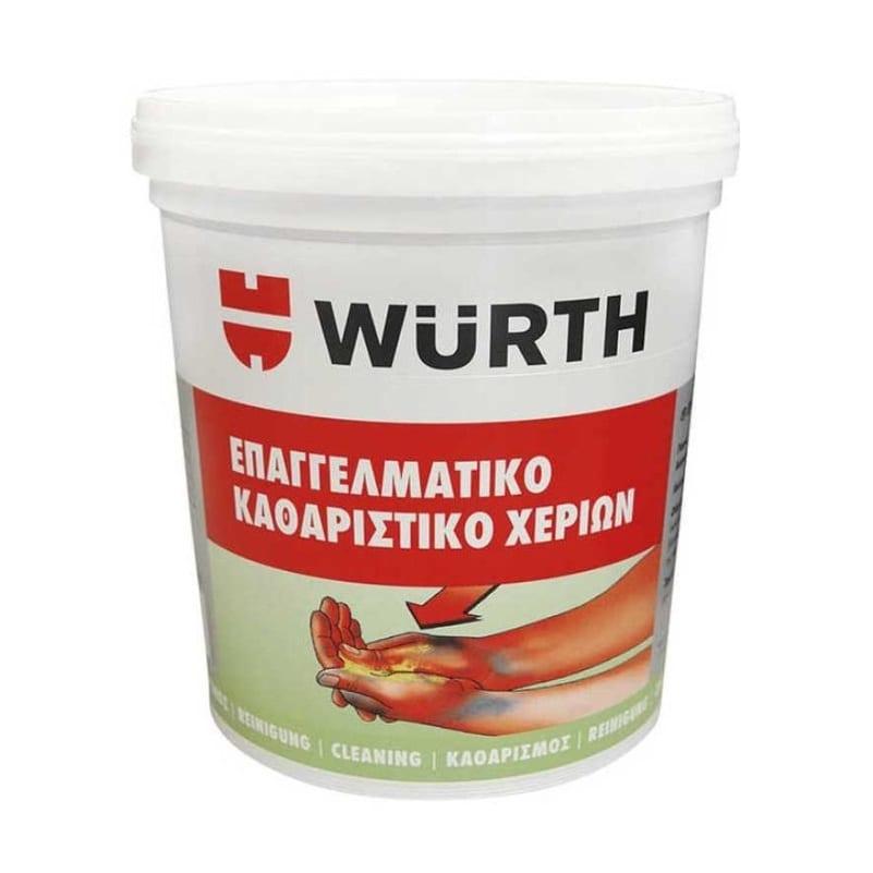 Επαγγελματικό Καθαριστκό Χεριών Wurth