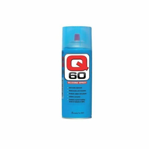 Q60 Spray Σιλικόνης - Q60 Silicone Spray