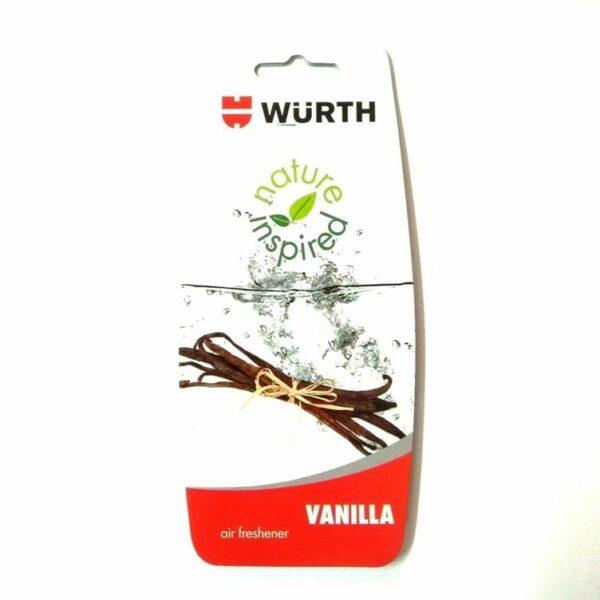 Αρωματικό αυτοκινήτου Βανίλια/Car freshener Vanilla -Wurth