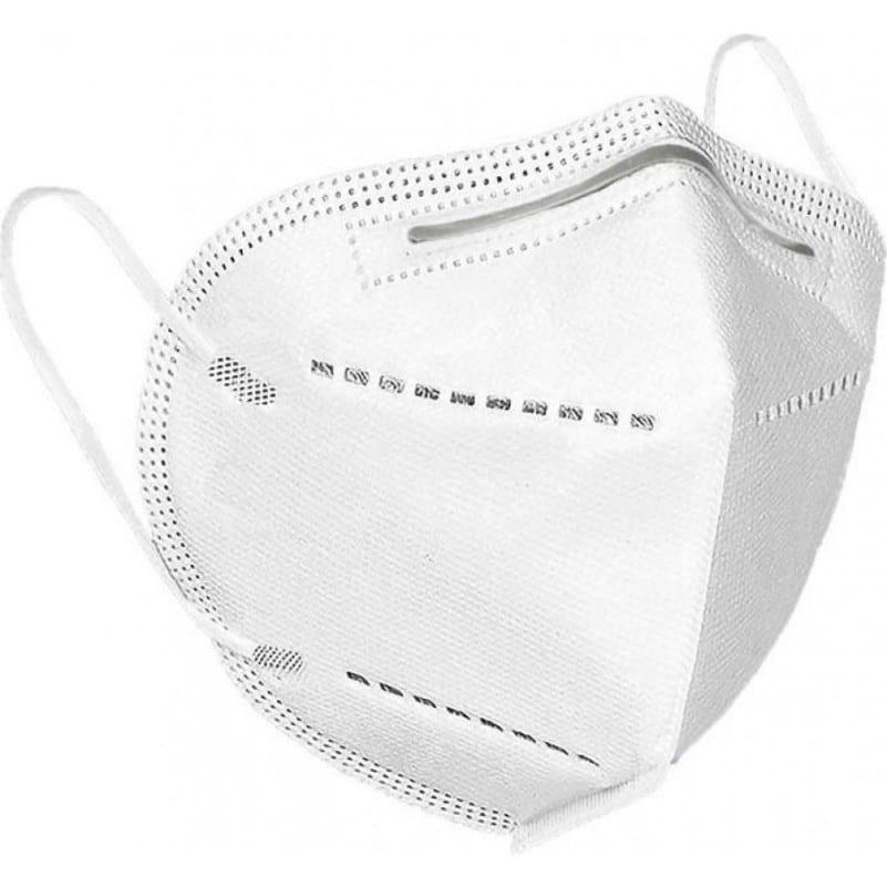 Μάσκα FFP2-KN95 χωρίς βαλβίδα
