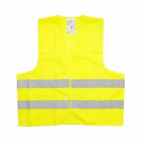 Γιλέκο ανακλαστικό κίτρινο χρώμα