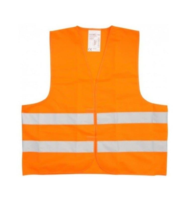 Γιλέκο ανακλαστικό πορτοκαλί χρώμα