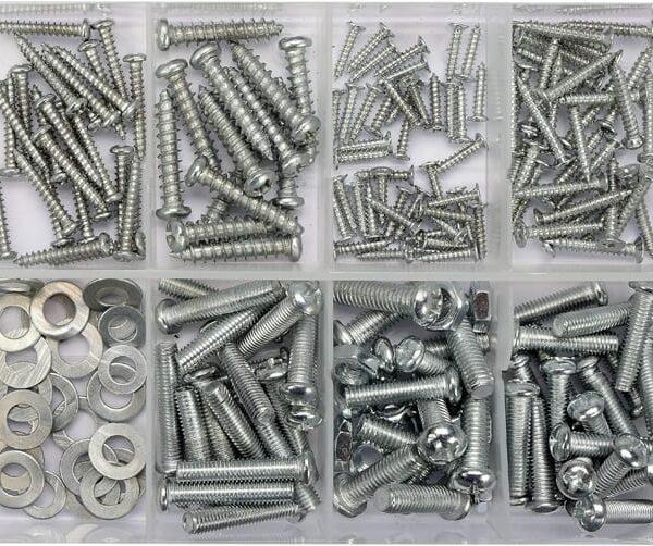 ΣΕΤ ΒΙΔΕΣ-ΠΑΞΙΜΑΔΙΑ / Metric nuts & bolts assortment