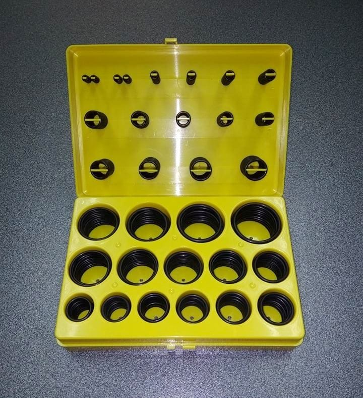 Κασετίνα με o-ring-nbr-70-box 404pcs