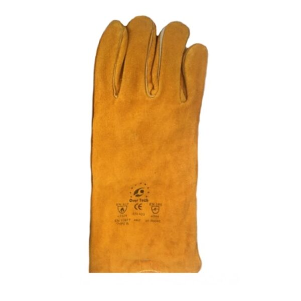 over tech gloves - δερμάτινα γάντια ηλεκτροσυγκολλητών